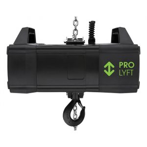 Prolyft Aetos 250Kg Chain Hoist Body; 4m/min, Low Voltage Control; Harting Plug