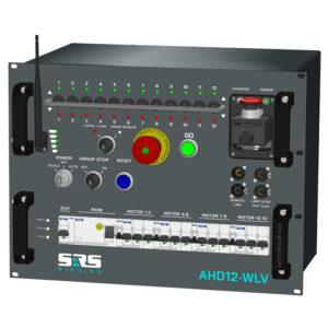 SRS 12 Channel Wireless Low Voltage Digital Chain Hoist Controller