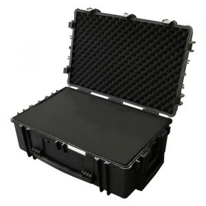 Protective IP67 Utility Hard Case with Easy-Cut Foam Insert