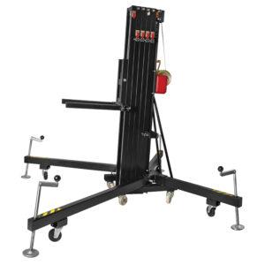 8m / 280kg Front Load Towerlift - Black