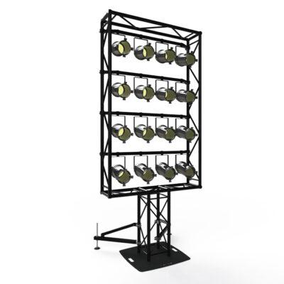 Configurable Light Pods