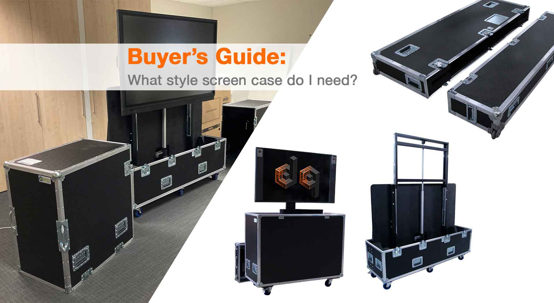 """Featured image for """"DQ's buyers guide: What style screen case do I need?"""""""